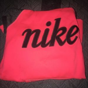 Nike therm-fit hoodie.
